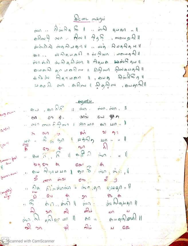 Vande jaganmaataram lyrics (1)